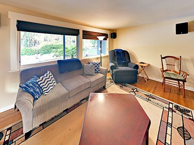 Living Area - Welcome to Shoreline! This home is professionally managed by TurnKey Vacation Rentals.