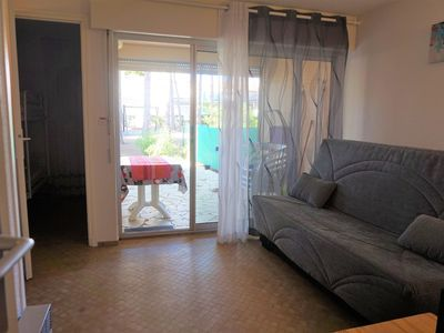 Photo for 1BR Apartment Vacation Rental in CAP D'AGDE