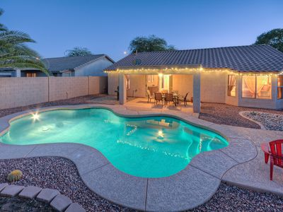 Photo for Beautiful East Mesa Home; Private Pool w/Optional Heating; Hiker's Paradise