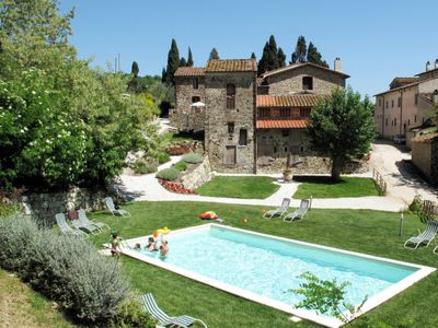 Photo for Vacation home Podere Castiglioni (FNZ120) in Florence - 3 persons, 1 bedrooms