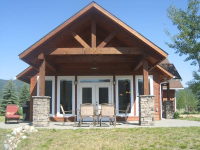 Photo for Water Front Home Close to Sandpoint