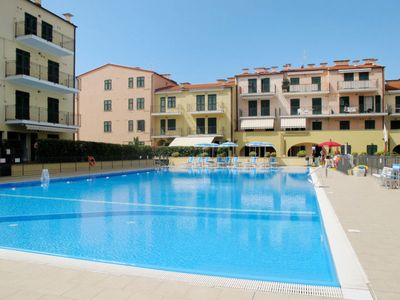 Photo for One bedroom Apartment, sleeps 4 in Porto Maurizio