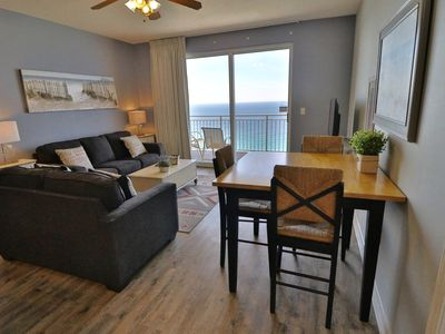 Photo for Sterling Reef 2 BR 2 BA Condo on 17th Floor!!