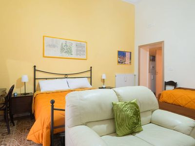 Photo for Bed and Breakfast Casa Mariella - room A look at the city