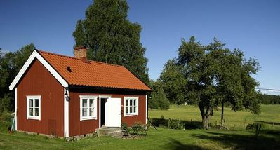 Our country house during summer