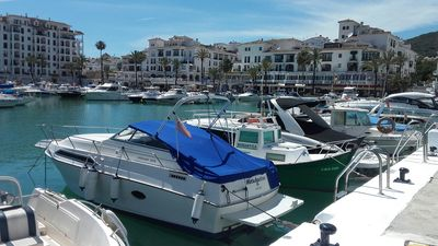 For rent apartment in Spain, Costa del Sol (Andalusia) in manilva seaside