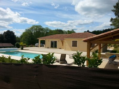 Photo for villa with private pool Sarlat