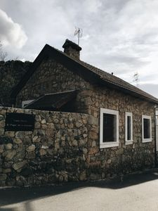 Photo for The hayloft of La Adrada, rural house with rural charm.