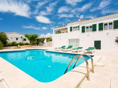 Photo for Casa Anna: Large Private Pool, Walk to Beach, WiFi