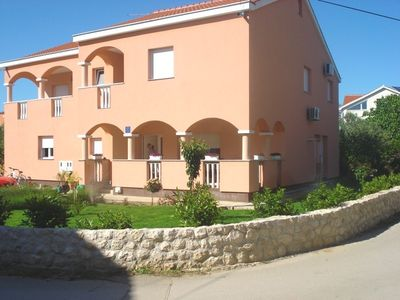 Photo for Apartments Tatjana, (14070), Sukošan, Zadar riviera, Croatia
