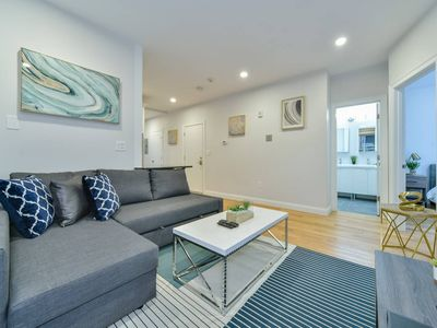 Photo for Incredible 4BR/2BA Apt in North End by Domio