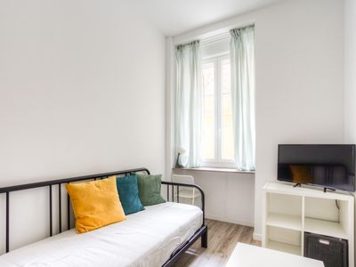 Photo for Bright studio nearby Jean Médecin and station in central Nice - Welkeys