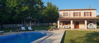 Photo for Istrian Villa with refreshing pool in tranquil Location offers comfort and relax