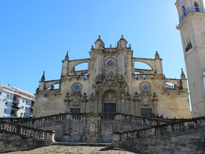 Photo for New apartment in front of the cathedral, in the center of Jerez