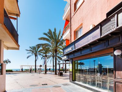 Photo for RentAndHomes Fuengirola Beach Apartment