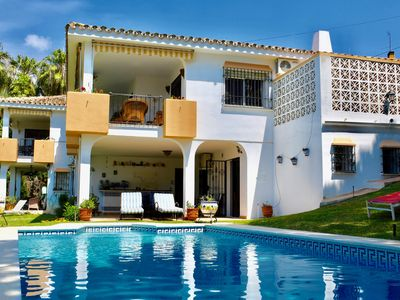 Photo for 3 Bedrooms in Villa within 1 km from the beach and restaurants / shops