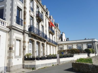 Photo for Apartment Le Victoria in Saint Malo - 2 persons, 1 bedrooms