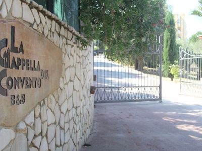 Photo for Elegant B & B Residence surrounded by secular olive trees just a few steps from the sea