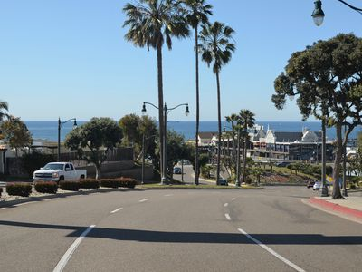Photo for Walk across the st to the Beach and the famous Redondo Pier