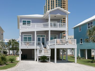 Photo for HAVE A BALL with Kaiser in Serenity: 6 BR/5 BA House in Orange Beach Sleeps 16