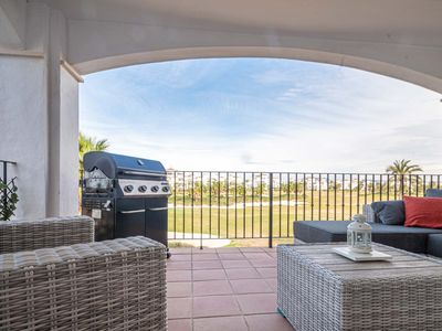 Photo for Apartment with Large Terrace and Golf Views- La Torre Golf Resort - MURCIA VACATIONS RA1112