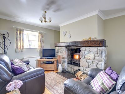 Photo for 2BR Apartment Vacation Rental in Bontnewydd, Wales