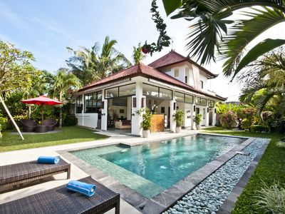 Photo for Cozy 2BR villa in trendy of Seminyak