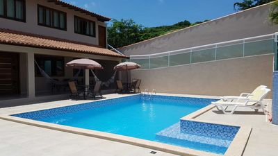 Photo for House with pool in Búzios for up to 8 people