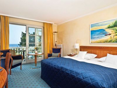 Photo for Double room - lake side 010 - Small beach castle
