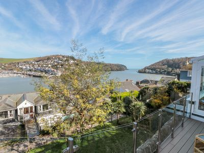 Photo for Estuary View (House & Annexe), DARTMOUTH