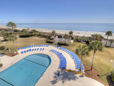 Photo for Completely Renovated Ocean View Condo at St. Simons Beach Club sleeps 6