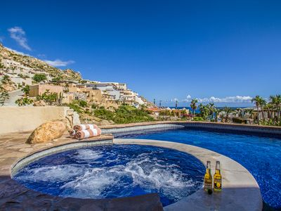 Photo for Luxurious Villa Los Amigos Five Star Rating, 4 Bedrooms.