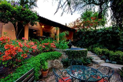 Two Bedroom villa in Lush Garden, a peaceful oasis in downtown San Miguel.