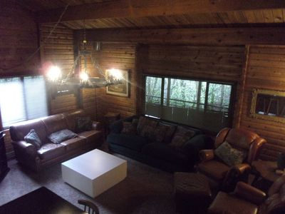 Photo for Secluded Mountain Cabin seconds from Sundance Resort