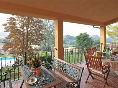 Photo for La Viridiana Villa in the countryside with private pool in a beautiful location