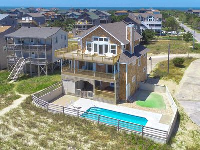 Photo for Pompano - Alluring 6 Bedroom Oceanfront Home in Frisco