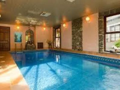 Photo for Paveyark House -  Indoor Pool