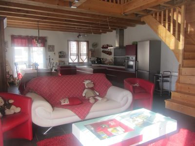 Photo for Big and beautiful modern chalet Bolquère / Pyrenees2000 any comfort 10 P.