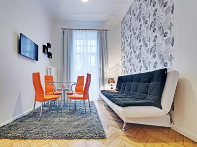 RIGAAPARTMENT.COM GERTRUDA 2 Bedroom Apartment With Single Beds, DIRECT
