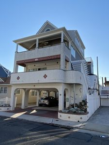 Photo for Spectacular Vacation Home, Just footsteps to the beach!