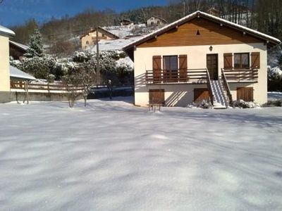 Photo for Lovely and cheap holiday house in the Vosges mountains (East France).