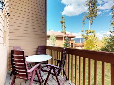 Photo for NEW LISTING! Mountain townhome w/shared pools & hot tubs -near hiking & skiing