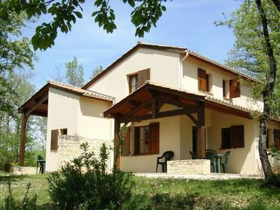 Photo for Nice villa with dishwasher located in the Dordogne