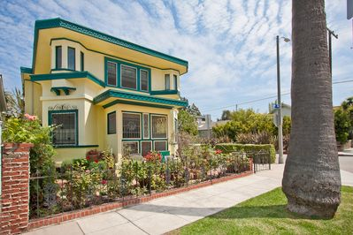 The Most Historic House In Venice Beach Ca