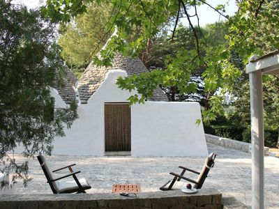 Photo for In Valle d'Itria, a holiday in the heart of Puglia