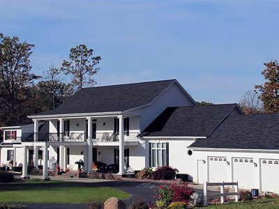 With McCormick Manor and Hunting Lodge, you have THREE separate units.