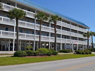 Photo for Oceanview condo located within walking distance to the beach!