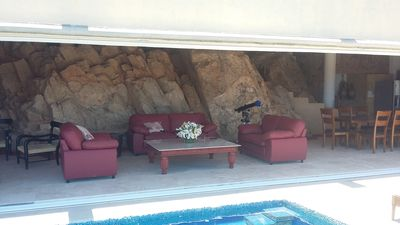 Photo for Detached Villa w/ Pool in Pedregal perfect for Bachelor/ette or Family Retreats!
