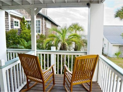Photo for Tybee Island Studio w/ Partial Ocean View, Hammock and Pool Access