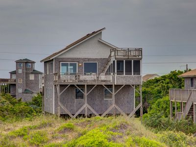 Photo for Direct Oceanfront 4 Bd Home. PrivateBeach/Unobstructed Views, very quiet.